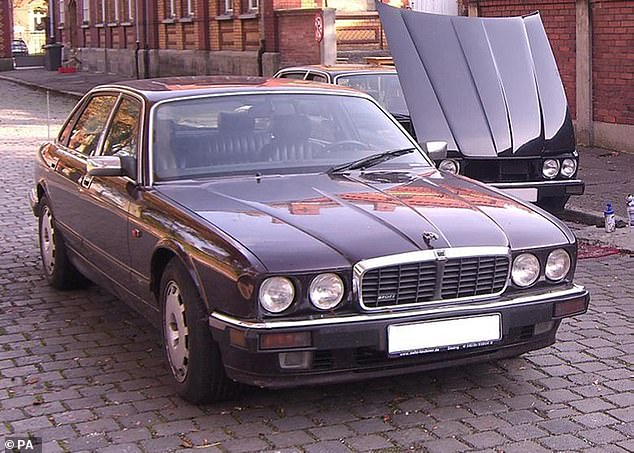 He has also been linked to a 1993 Jaguar XJR6 with a German number plate seen in Praia da Luz and the surrounding areas in 2006 and 2007 including just days before Maddie's disappearance. It has been seized by police.