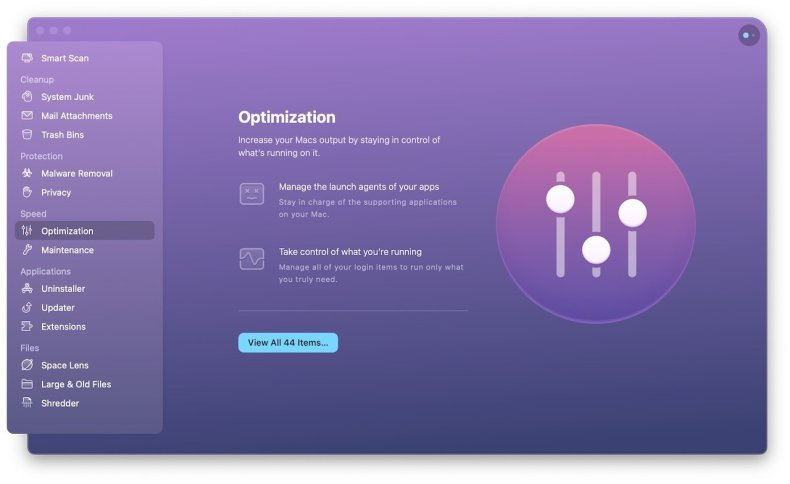Optimization can keep your Mac in tip-top shape and let you stay in control.