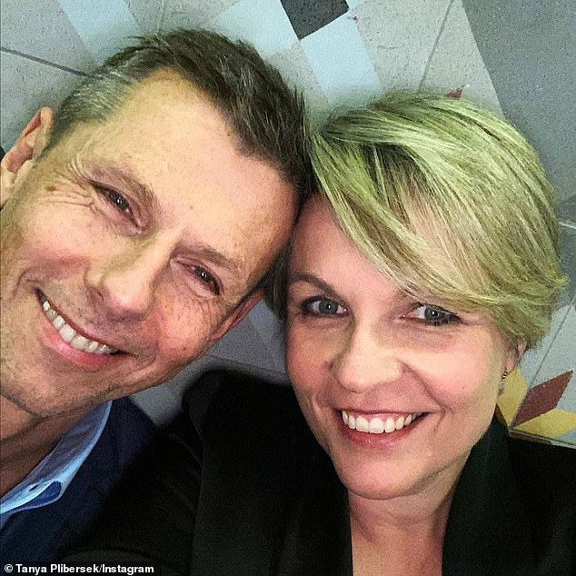 Instead Mr Perrottet, a right-wing Liberal, on Thursday sacked him and installed Michael Coutts-Trotter (left), who is married to Tanya Plibersek (right), federal Labor's former deputy leader