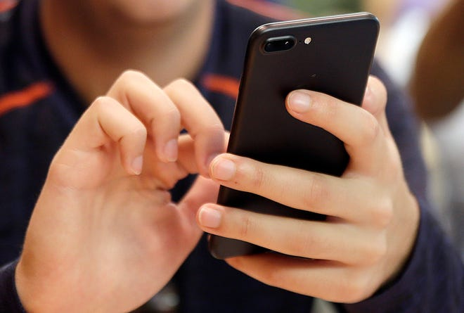 Jean Rogers, the director of Fairplay, a nonprofit that advocates for kids to spend less time on digital devices, says parents may need their own limits on phone use.