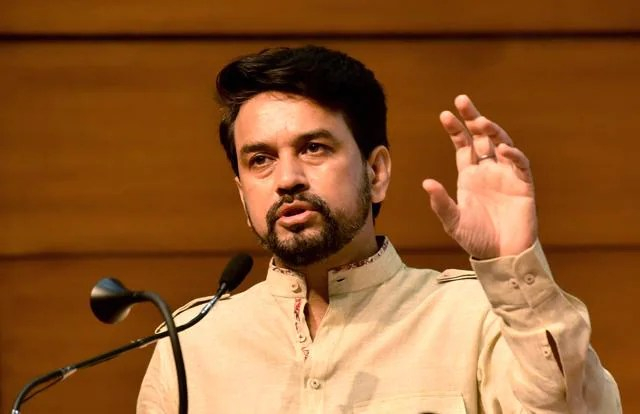 Thakur is among the youngest ministers in the new Cabinet (Rahul Singh/ANI)
