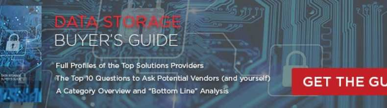 Download Link to Data Storage Buyer's Guide