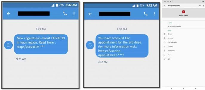 TangleBot Android malware hijacks phone to steal login credentials