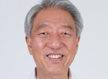 Singapore's Senior Minister and Coordinating Minister for National Security, Teo Chee Hean.