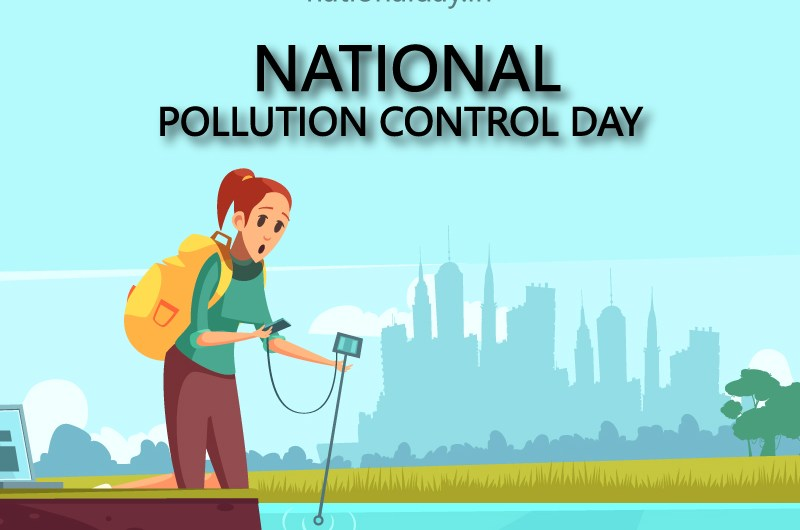 National Pollution Control Day 2021