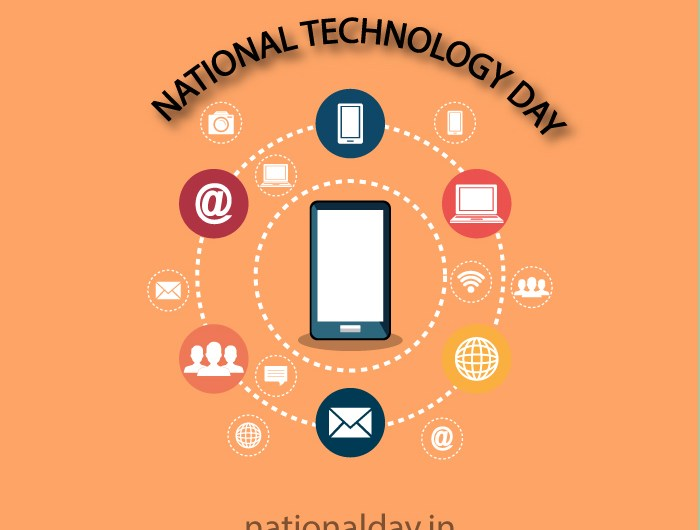 National Technology Day 2022