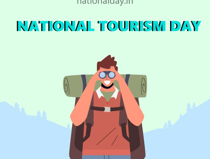 National Tourism Day 2022