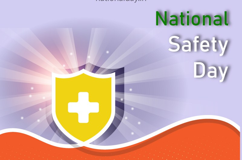 National Safety Day 2022
