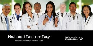 National Doctors Day - March 30