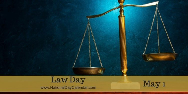Law Day - May 1