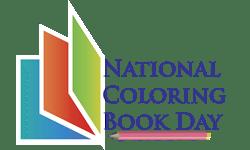 nationalcoloringbookdaylogo