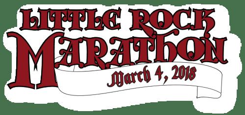 2018 Little Rock Marathon March 4