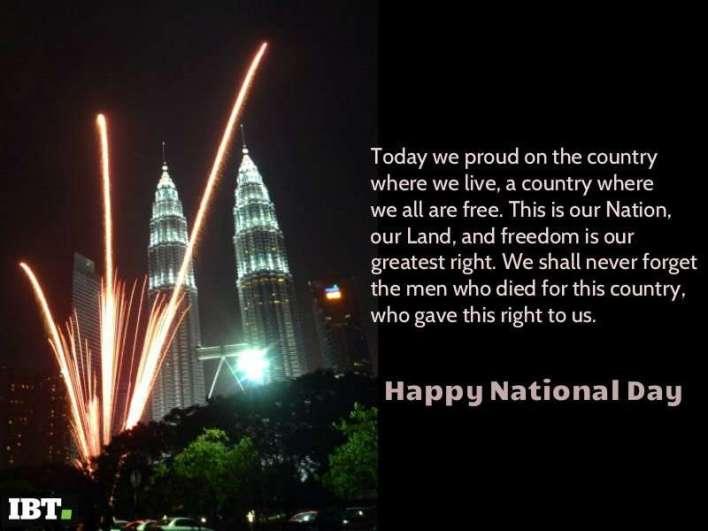 Malaysia Merdeka Wishes