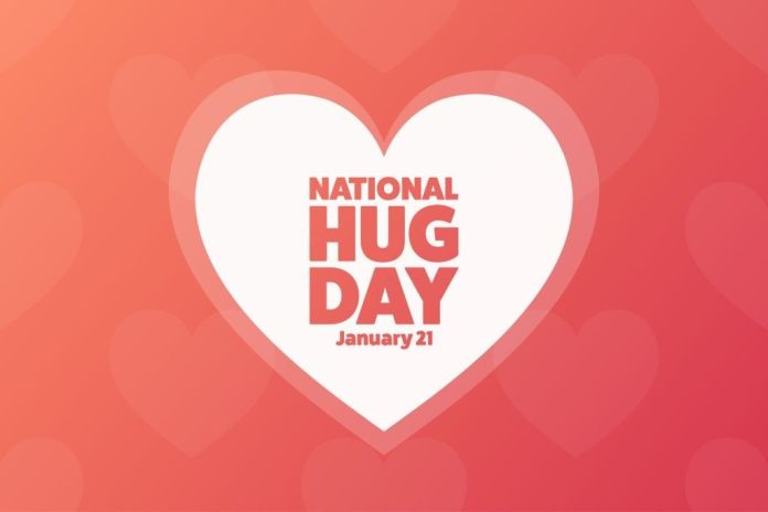 National Hugging Day date