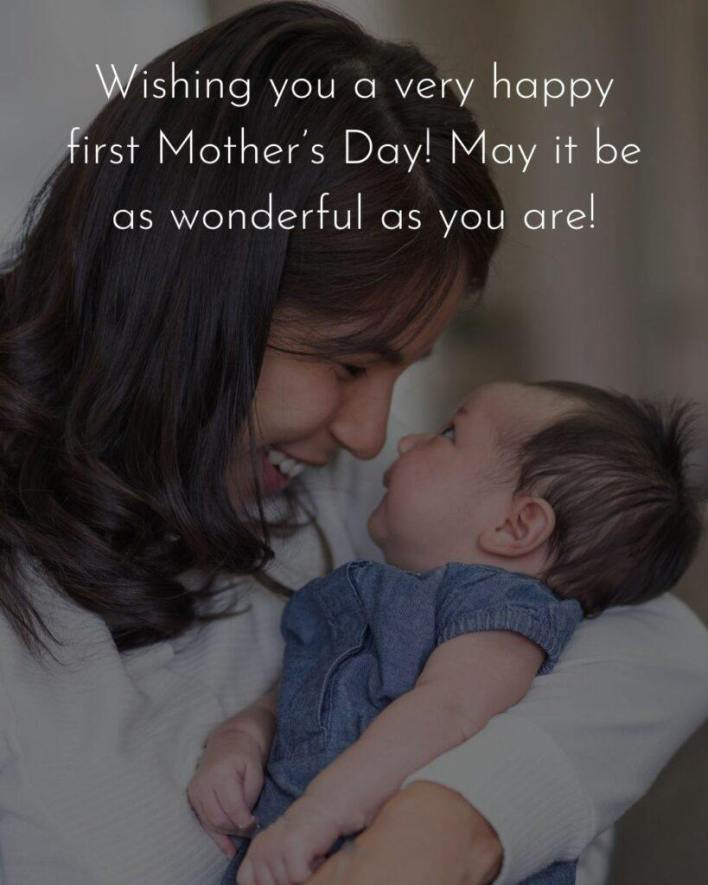 first mothers day