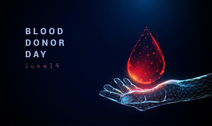 Celebrate World Blood Donor Day