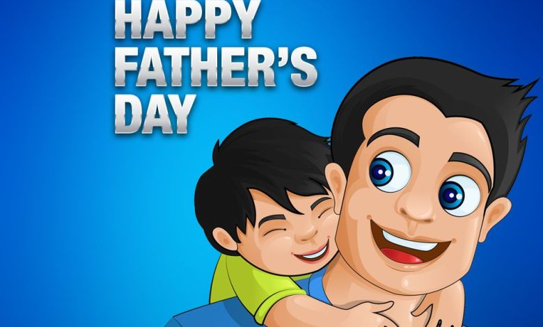 Happy Fathers Day Date