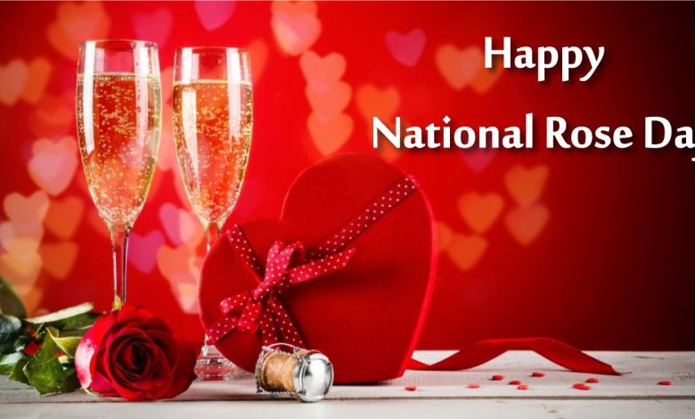 Happy National Rose Day