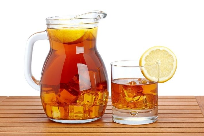 Iced Tea Day Quotes