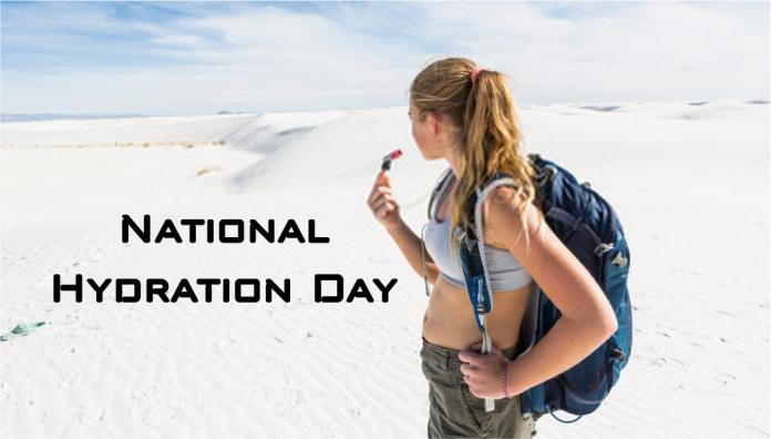 National Hydration Day Quotes