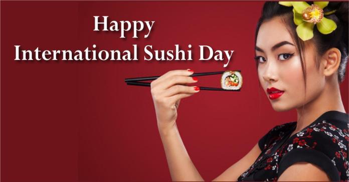 International Sushi Day Images