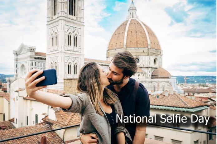 national selfie day images