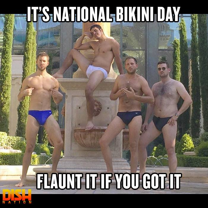 Bikini Day Meme