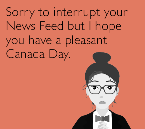Canada Day Funny Memes