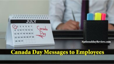 canada day message to employees