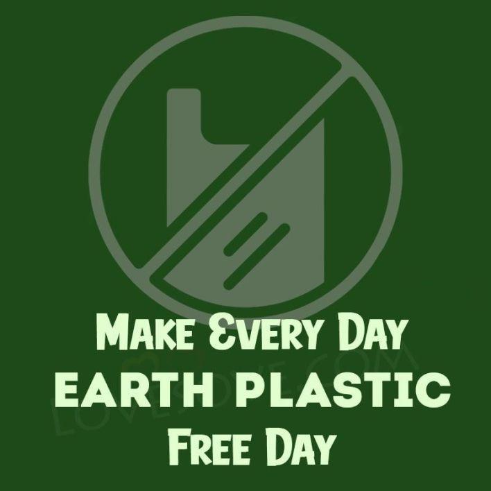 international plastic bag free day poster