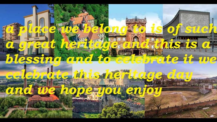 European Heritage Day Messages
