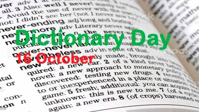 Dictionary Day