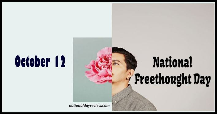 National Freethought Day Date
