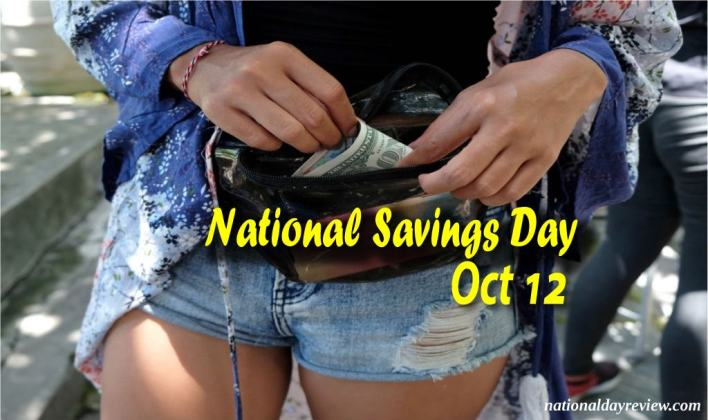National Savings Day Images