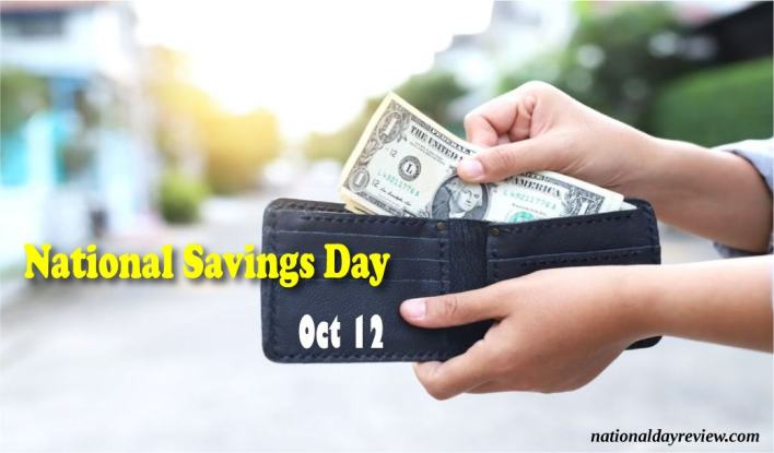 National Savings Day Quotes
