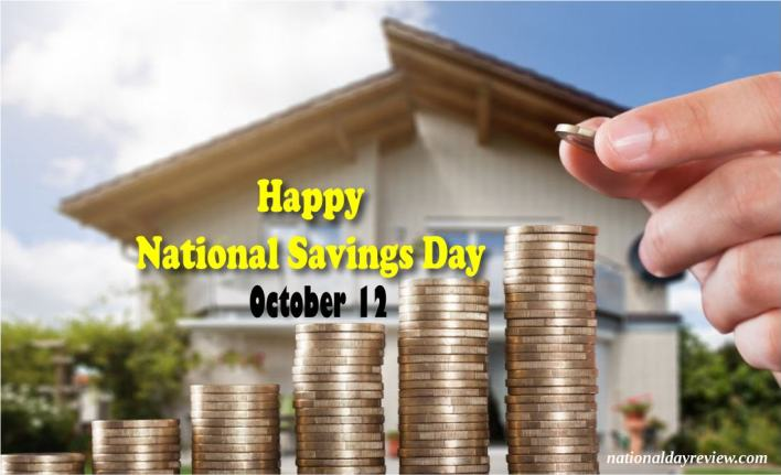 National Savings Day Wishes