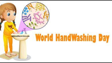 World Hand Washing Day
