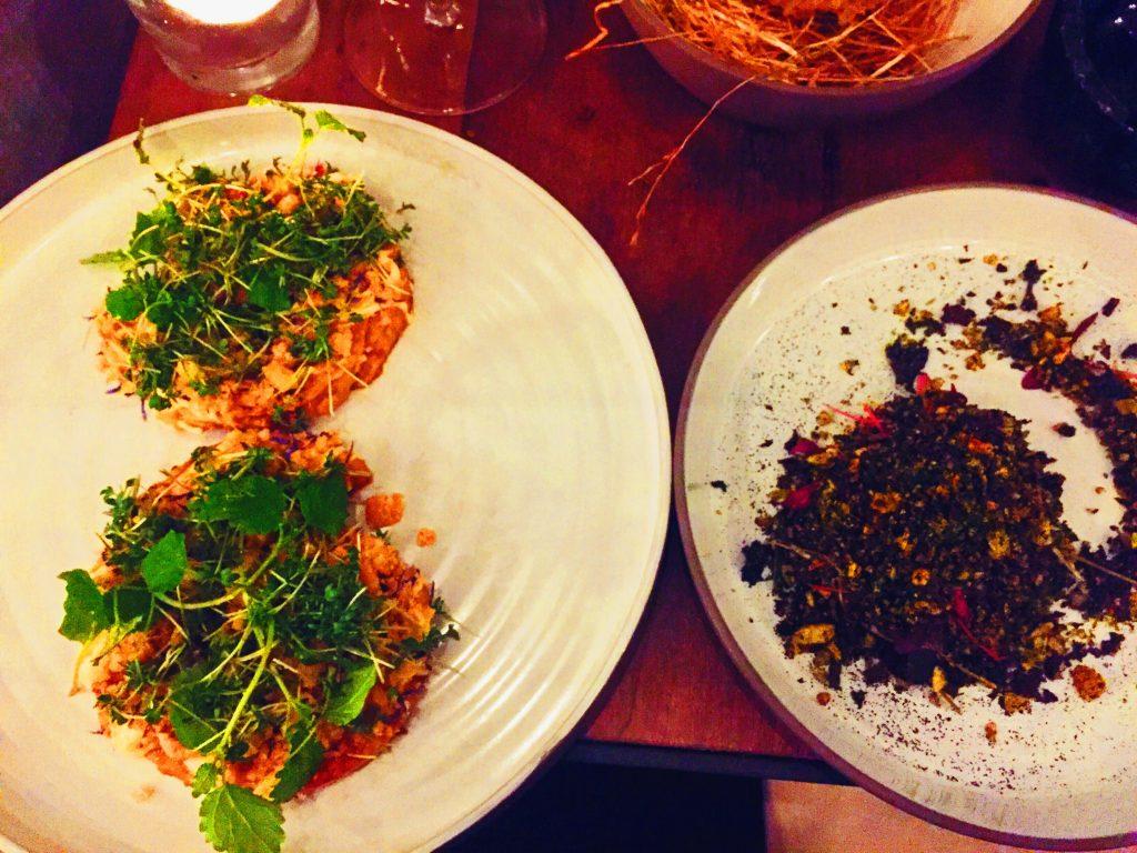 Pork belly at Vakst Copenhagen National Dish Review