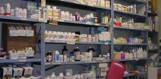 medical store without licence