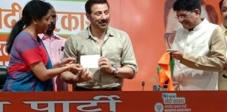 Sunny Deol join bjp