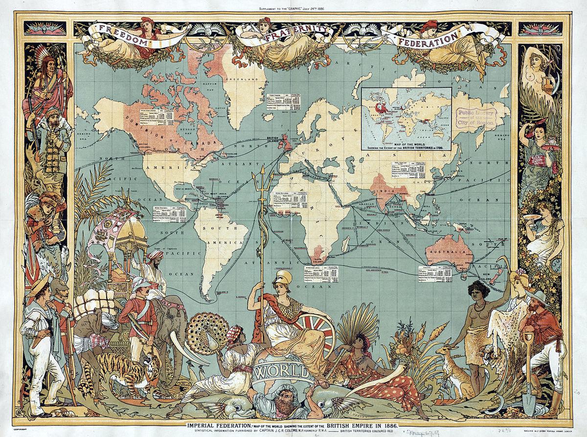 British Empire Victorian Era