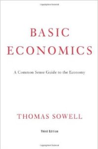 Basic Economics, by Thomas Sowell is one of the best books on economics out there