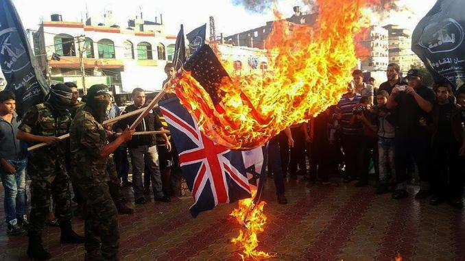 Britain has the most Islamic radicals in Europe
