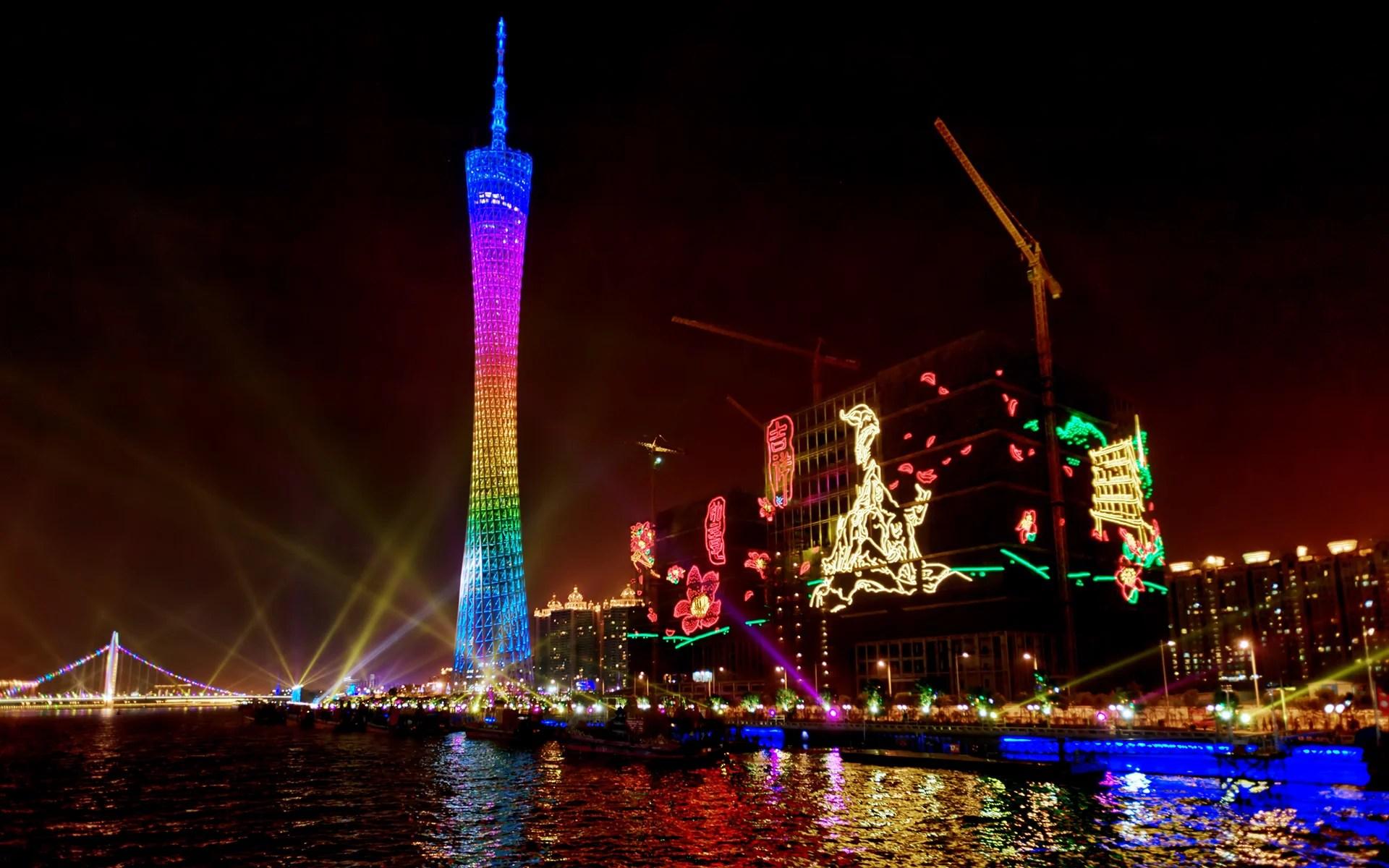 Canton Tower- Guangzhou, China