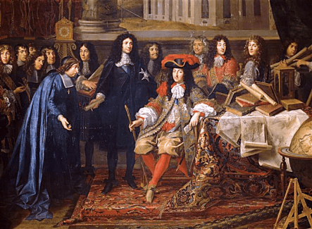jean-baptiste colbert was the architect behind French mercantilism