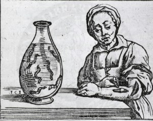 leeching typifies historical medical iatrogenics