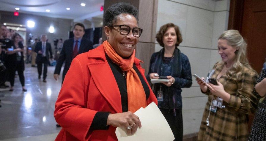 Marcia Fudge, Photo Courtesy of J. Scott Applewhite/AP Photo
