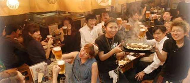 A look at japan's izakaya culture
