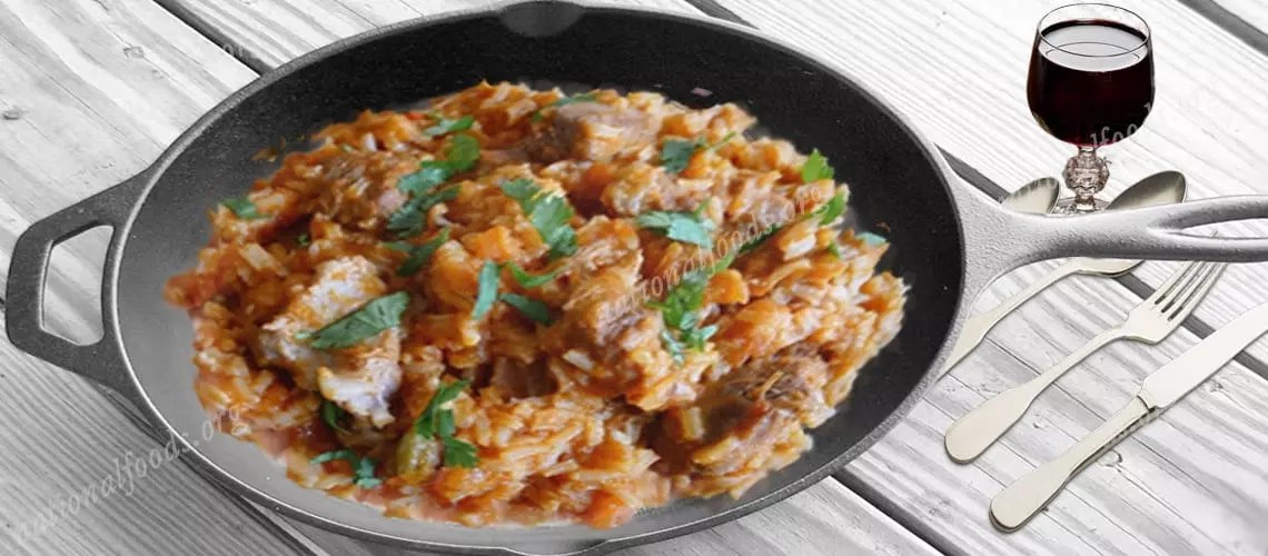 National Dish of Djibouti – Skoudehkaris
