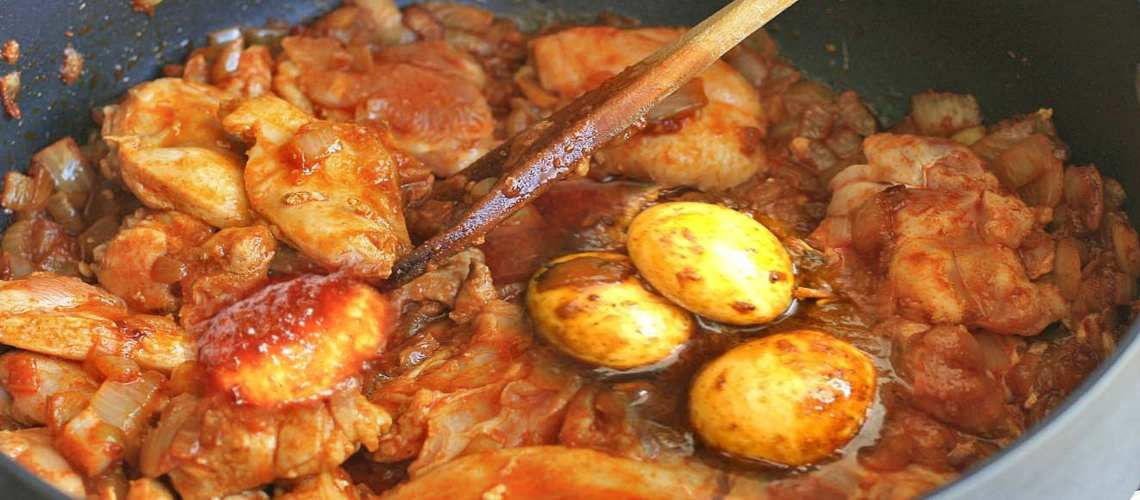 National Dish of South Africa – Doro Wat